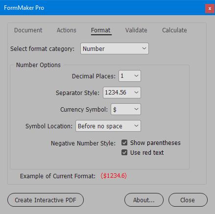 FormMaker Pro UI